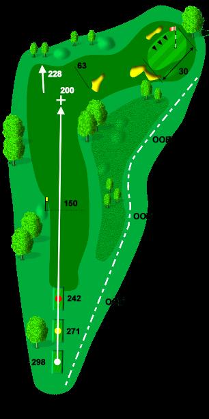 Hole 10 Guide Image