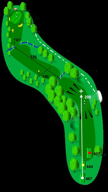 Hole 12 Guide Image