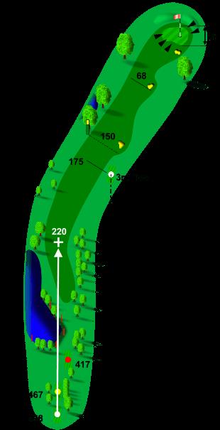 Hole 16 Guide Image