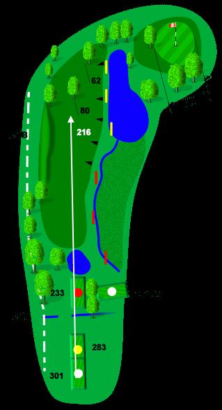 Hole 7 Guide Image